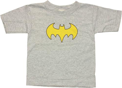 Batgirl Symbol Toddler T-Shirt