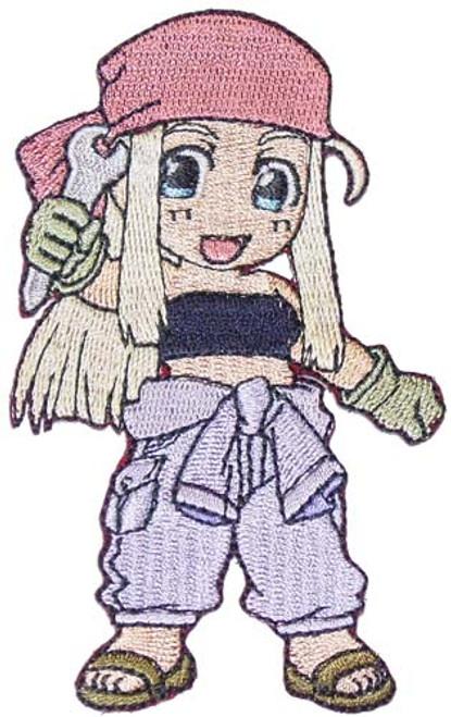 Fullmetal Alchemist Winry Patch