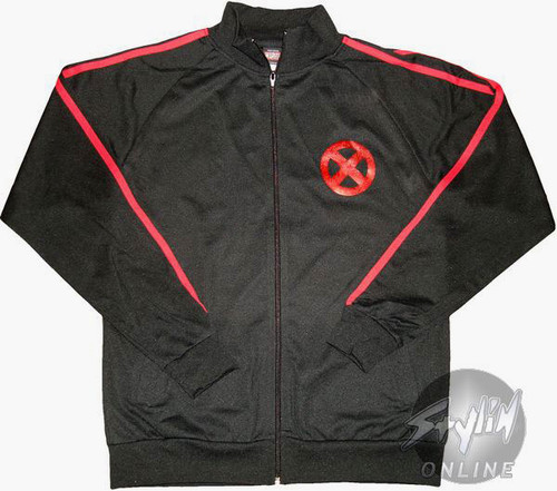 X Men Group Shot Track Jacket