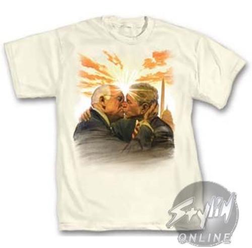 Alex Ross Make Love Not War T-Shirt