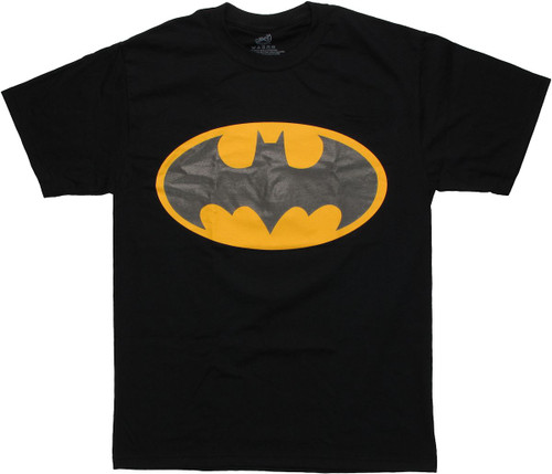 Batman Glow Logo T-Shirt