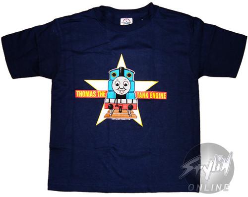 Thomas the Tank Star Juvenile T-Shirt