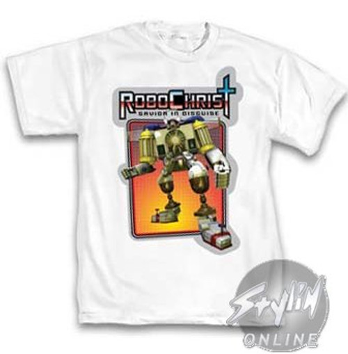Clerks Robo Christ T-Shirt