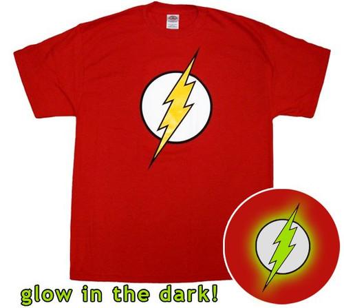 Flash Glow Logo T-Shirt