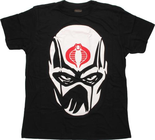 GI Joe Storm Mask T-Shirt Sheer