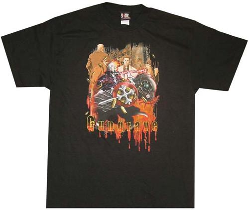 Gungrave Group T-Shirt