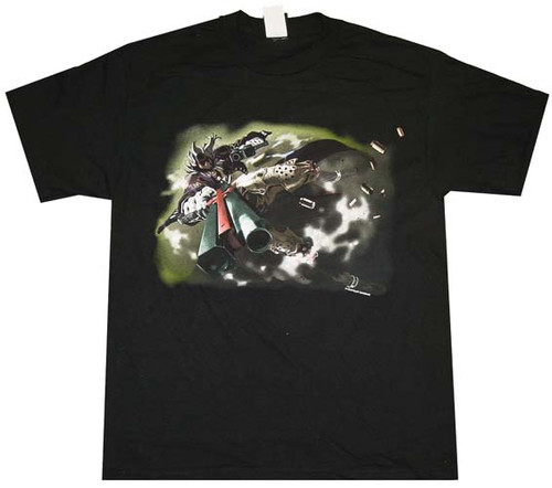 Gungrave Side Aim T-Shirt