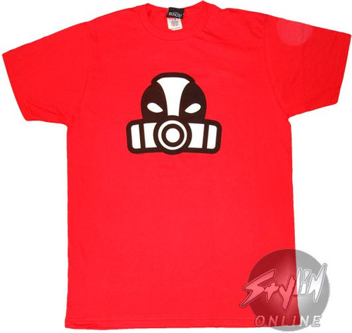 Halo 3 Cartoon T-Shirt Sheer