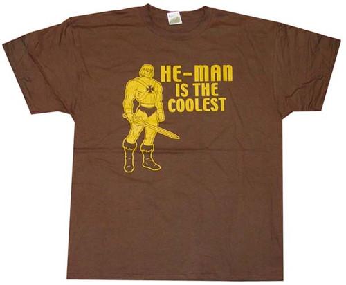 He-Man Coolest T-Shirt