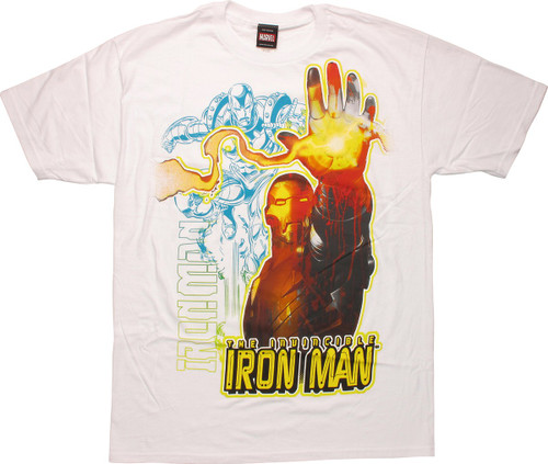 Iron Man Hand T-Shirt