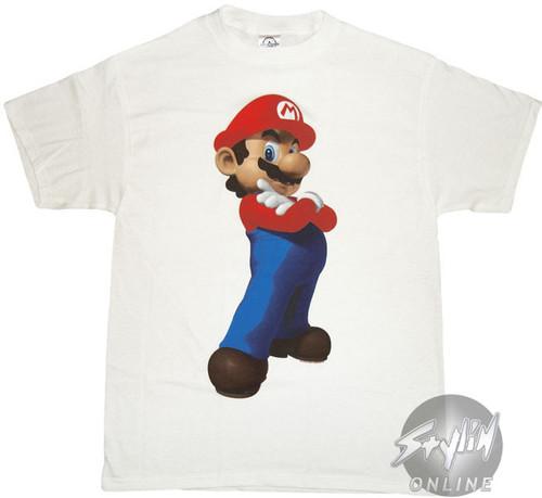 Mario 3D T-Shirt