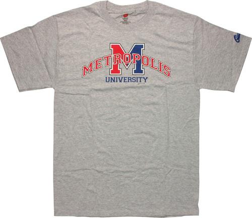 Superman Metropolis Logo T-Shirt