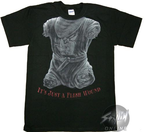 Monty Python Body T-Shirt