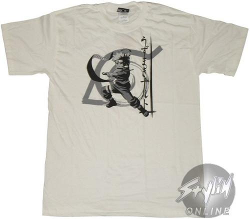 Naruto Jutsu T-Shirt