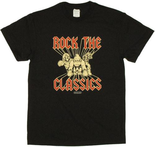 Nintendo Rock Classics T-Shirt