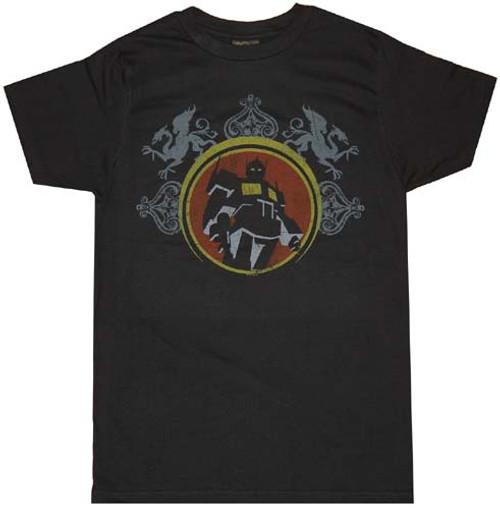 Optimus Prime T-Shirt Sheer
