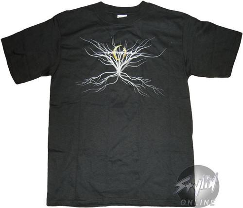 Perfect Circle Veins T-Shirt