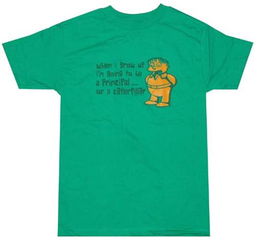 Simpsons Grow Up T-Shirt