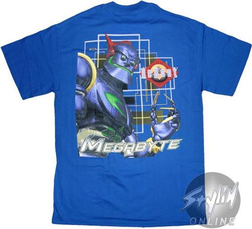 ReBoot Megabyte T-Shirt