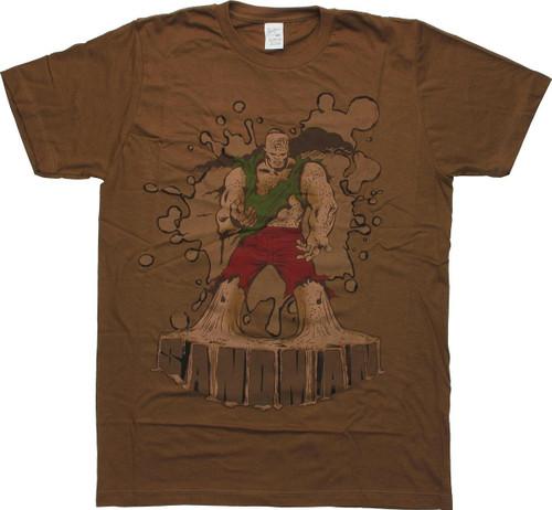 Spiderman Silver Age Sandman T-Shirt Sheer