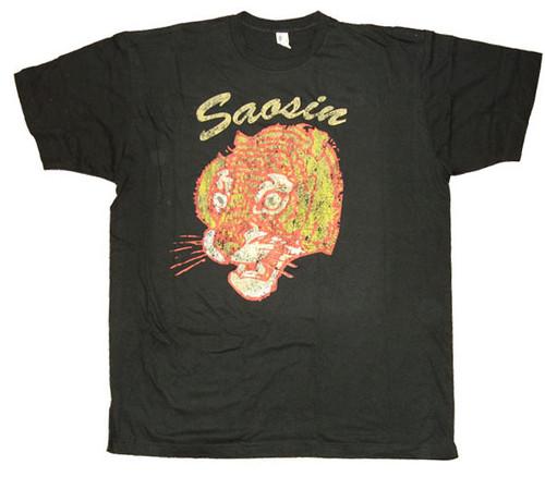 Saosin Tiger T-Shirt Sheer
