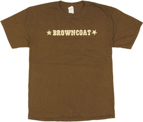 Firefly Browncoat T-Shirt