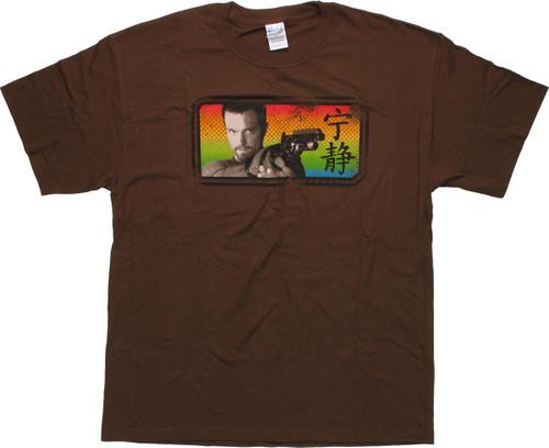 Serenity Jayne Strip T-Shirt