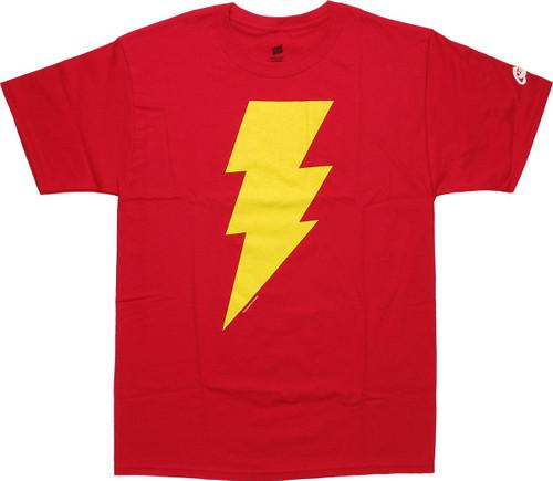 Shazam Logo T-Shirt