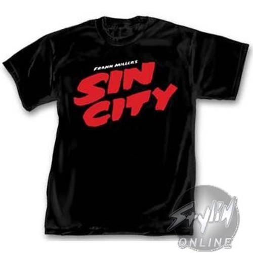 Sin City Logo T-Shirt