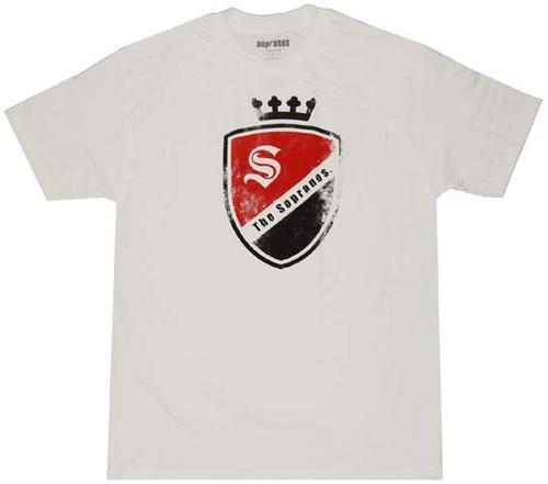 Sopranos Crest T-Shirt