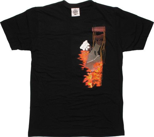 South Park Rest in Peace T-Shirt Sheer