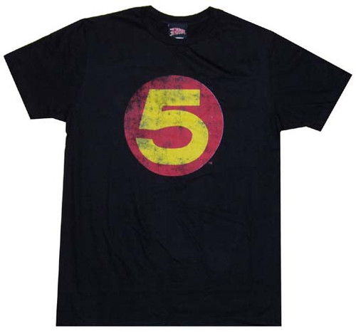 Speed Racer 5 T-Shirt Sheer