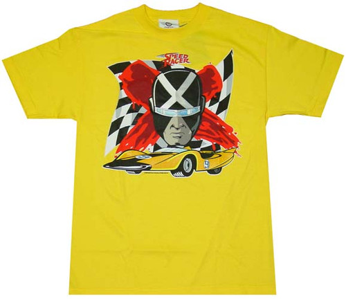 Racer X Checkered Flag T-Shirt