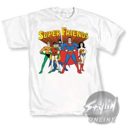 Super Friends T-Shirt