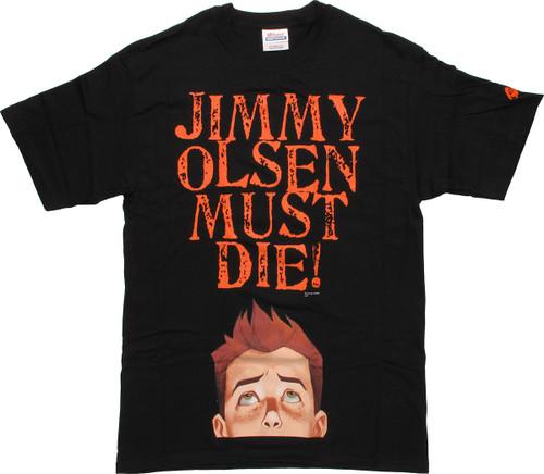 Superman Jimmy Olsen T-Shirt