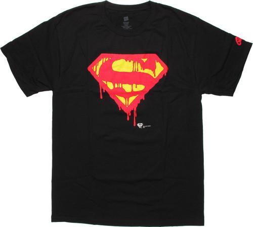 Superman Commemorative Death T-Shirt