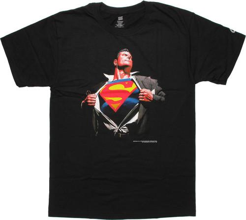 Superman Forever T-Shirt