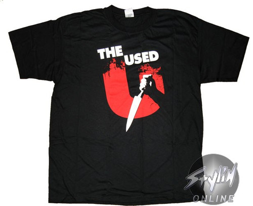 The Used Knife T-Shirt