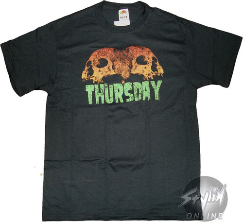 Thursday Skulls T-Shirt