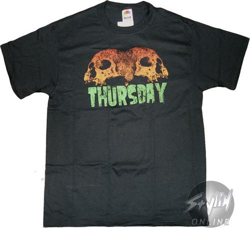 Thursday Skulls T-Shirt