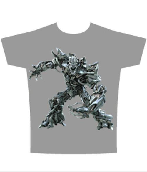 Transformers Movie Megatron T-Shirt Sheer