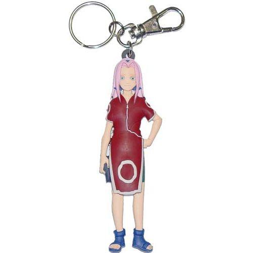 Naruto Sakura Keychain