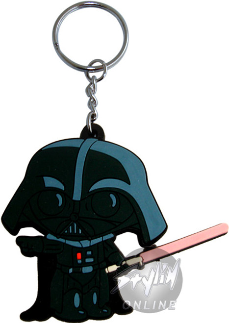 Family Guy Stewie Vader Keychain