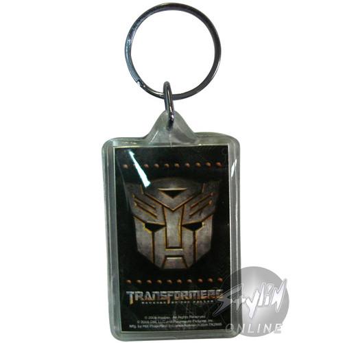 Transformers Autobot Movie Keychain