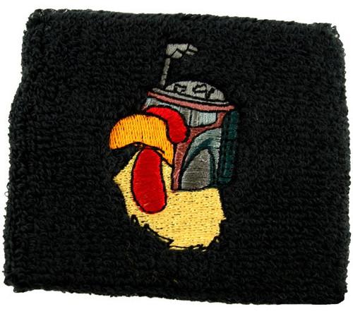 Family Guy Chicken Fett Wristband