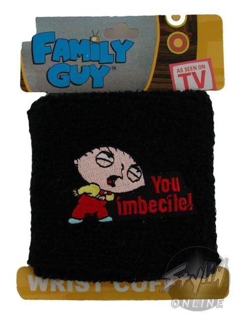 Family Guy Stewie Wristband