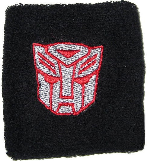 Transformers Autobot Silver Wristband