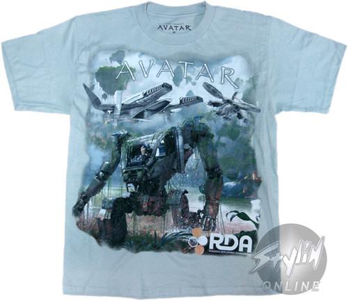Avatar Mossy Youth T-Shirt