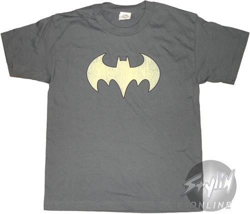 Batgirl Symbol Youth T-Shirt