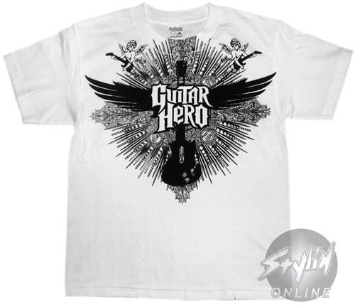 Guitar Hero Guitar Youth T-Shirt